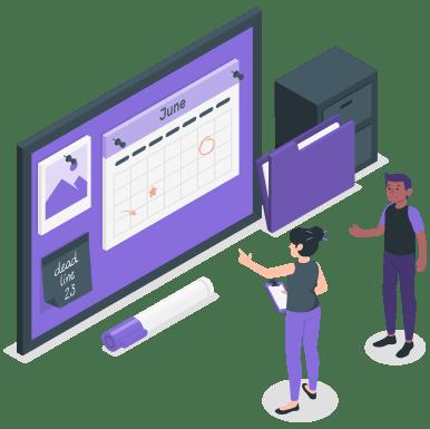Gestion de production de projet immersif par VR Connection.