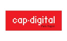 Logo cap digital partenaire VR Connection