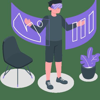 Solution technologique des projets immersifs par VR Connection
